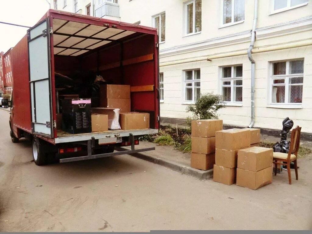 Квартирные и офисные переезды в Вологде